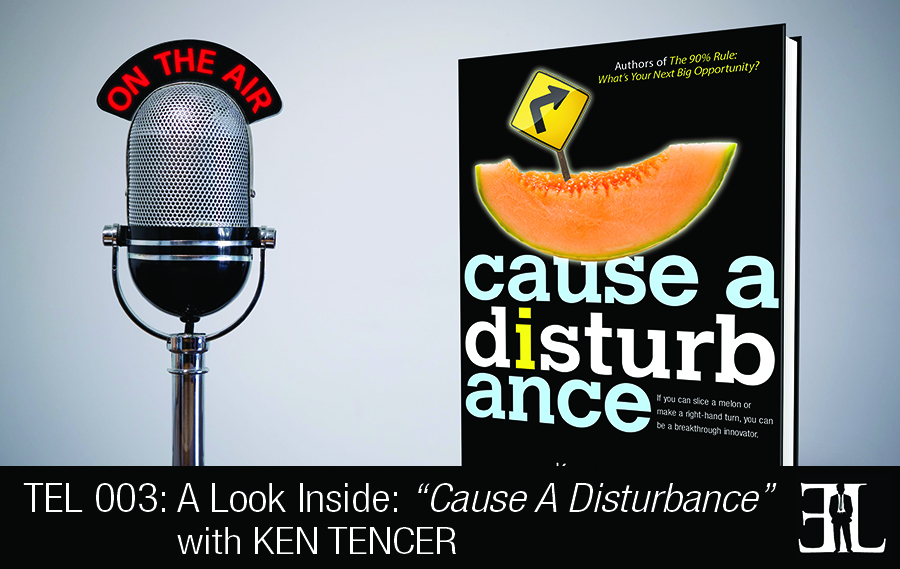Interview with author Ken Tencer