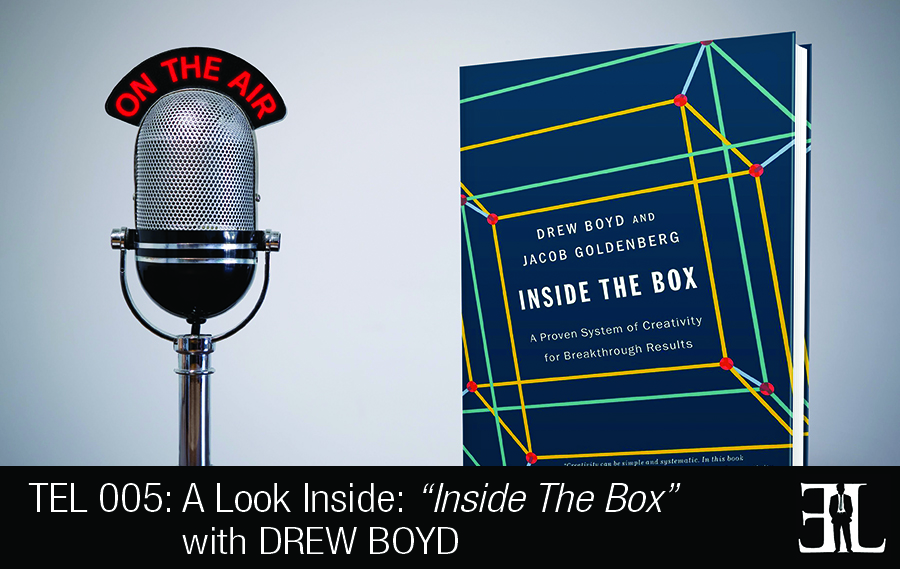 Interview with author Drew Boyd
