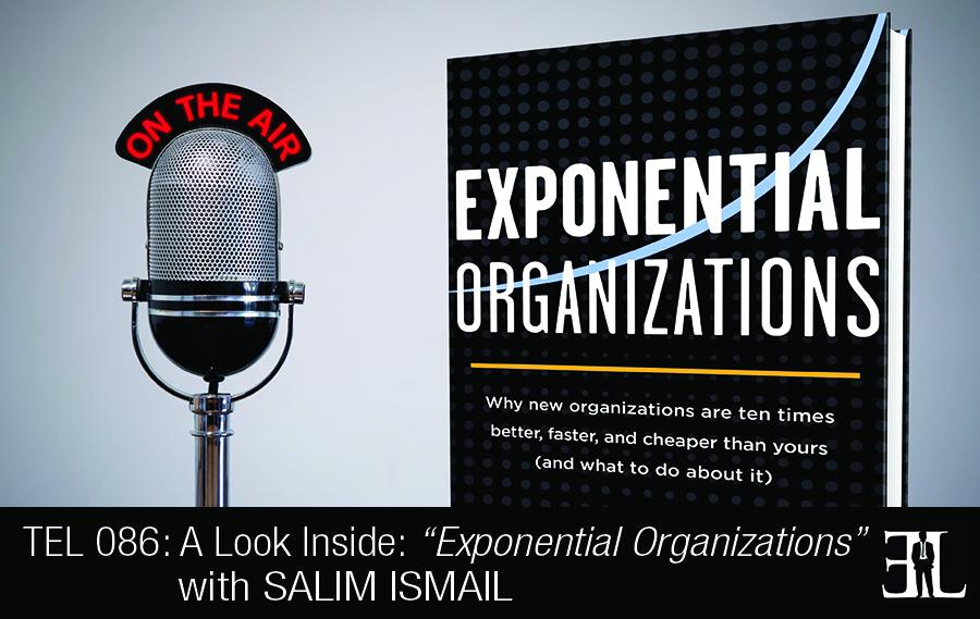 Exponential Organzations