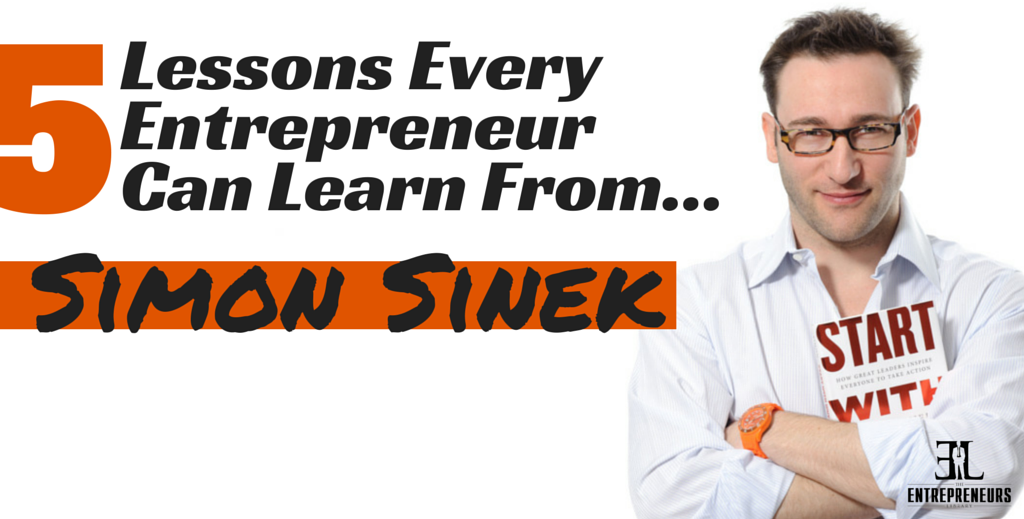 Who is Simon Sinek