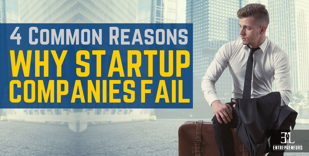 Why Startup Companies Fail