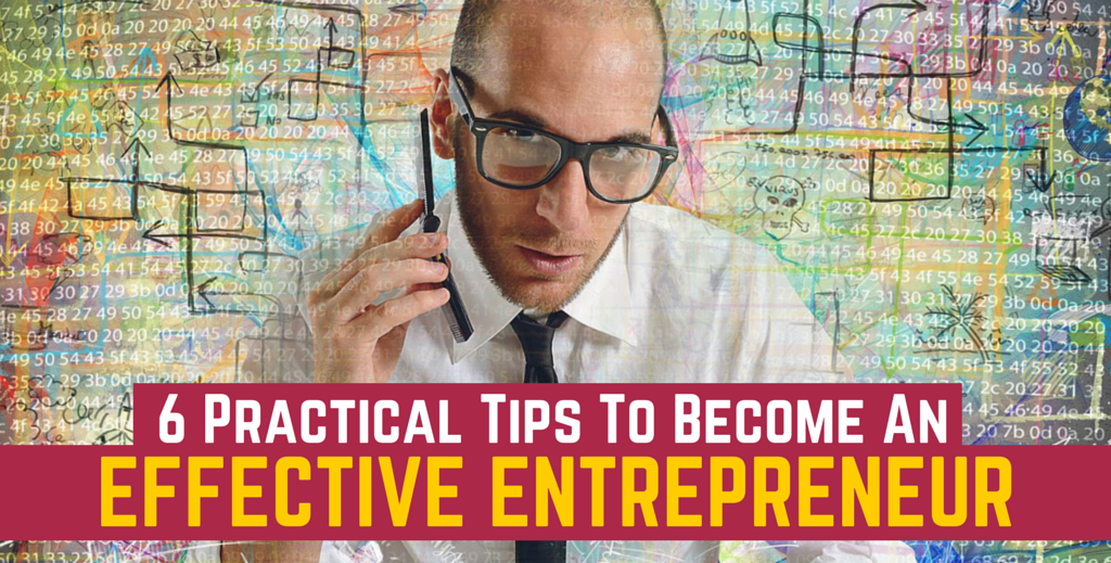 Become An Effective Entrepreneur