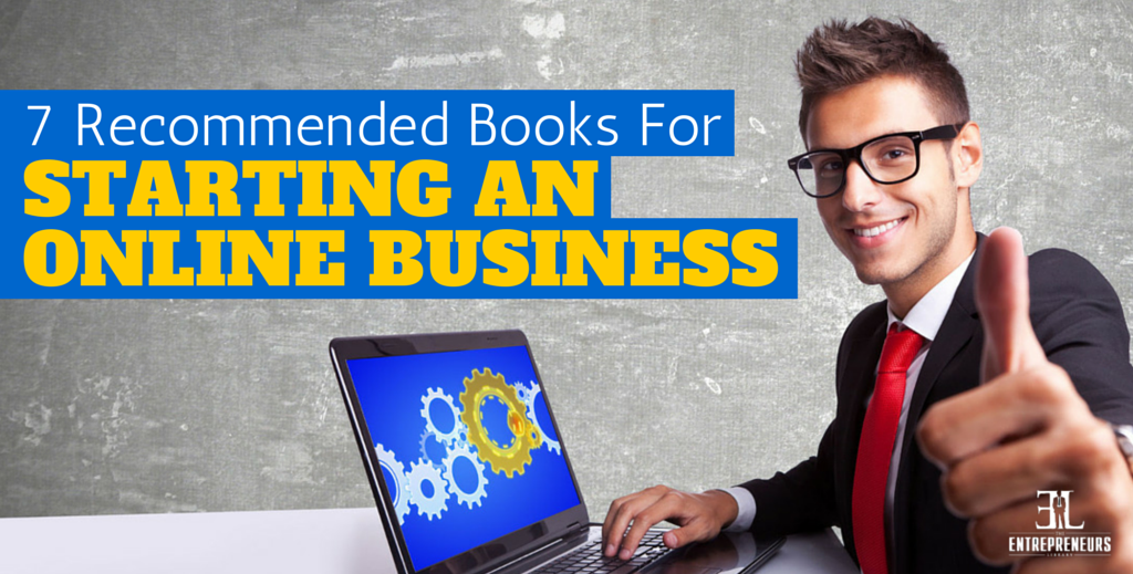 Books For Starting An Online Business