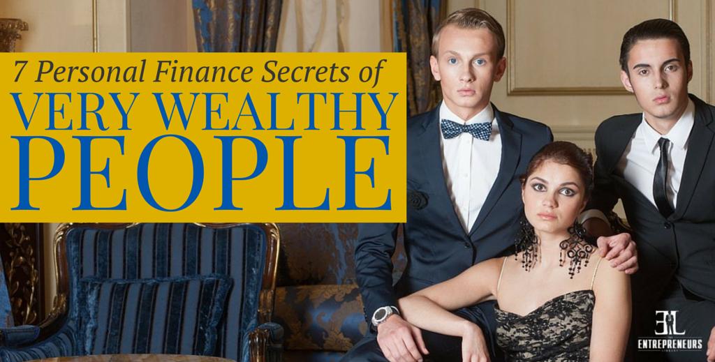 Personal Finance Secrets