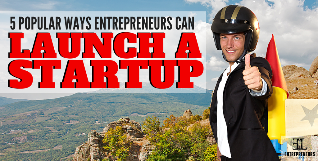 Launch A Startup