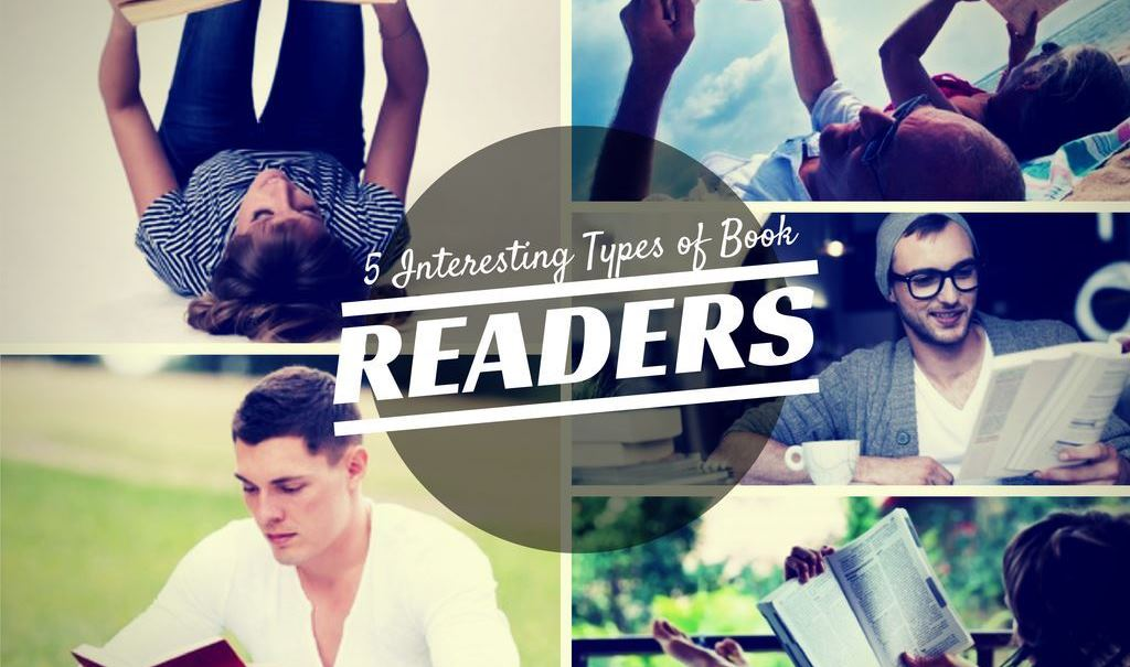 Types of Book Readers