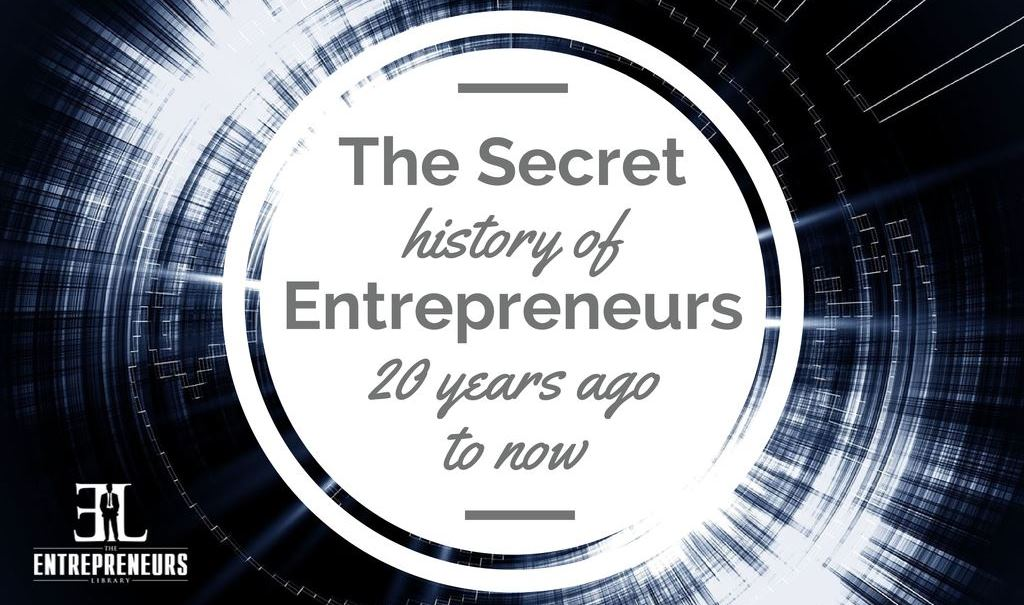 history of entrepreneurs