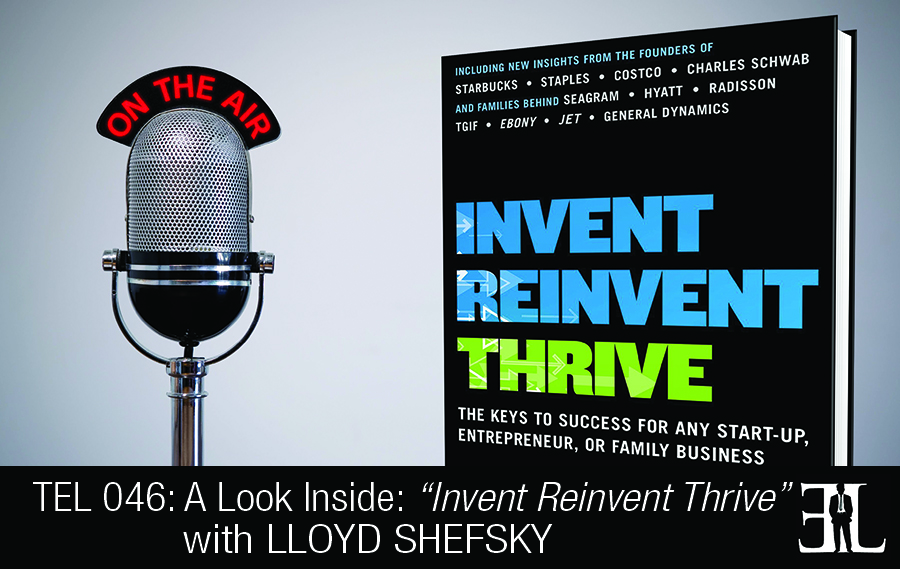 Invent Reinvent Thrive