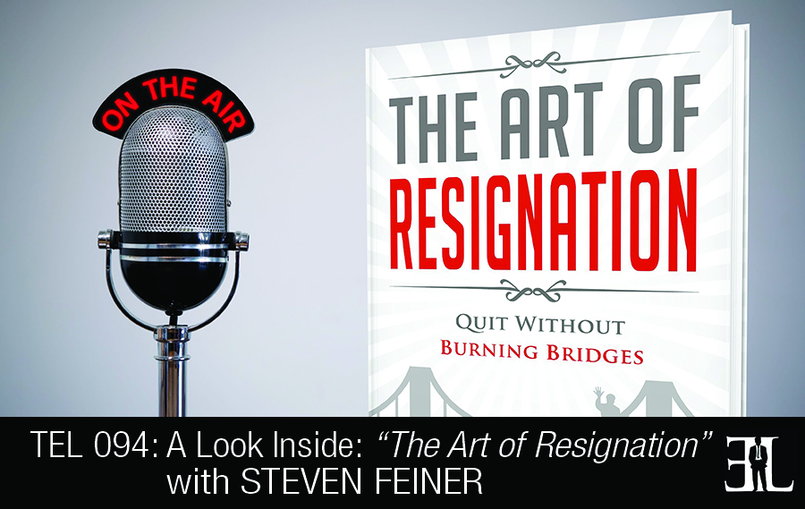The Art of Resignation