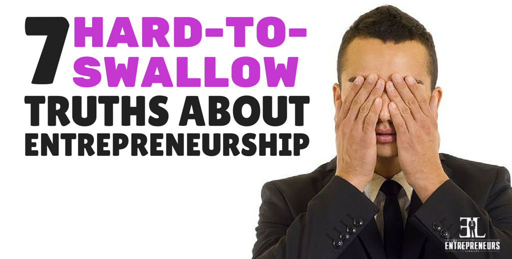 Truths About Entrepreneurship